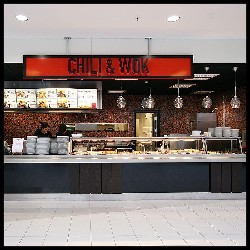 Chili & Wok Marieberg Galleria