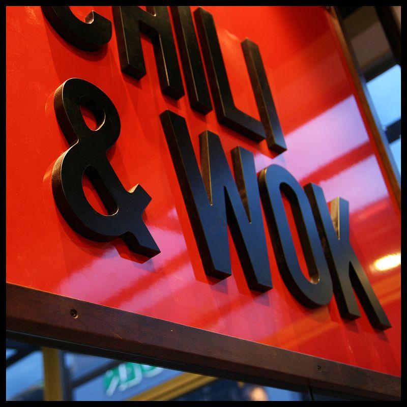 Chili & Wok Spiralen