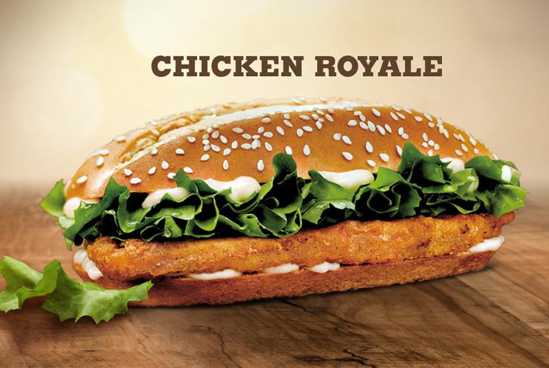Burger King Gränby är invigt
