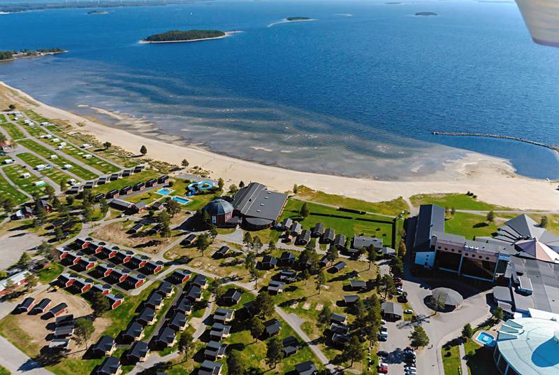 Svea ritar nytt kök till en av norra Europas största anläggningar för turism och konferenser