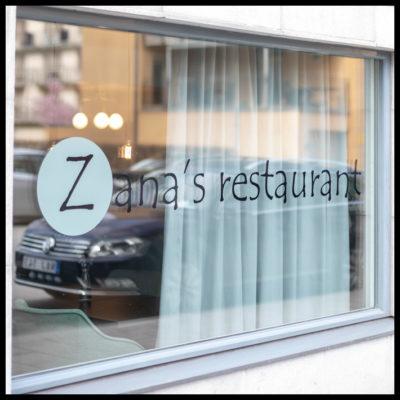 Zana´s restaurant