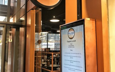Fu-Do Kitchen & Bar har slagit upp dörrarna i Gallerian!