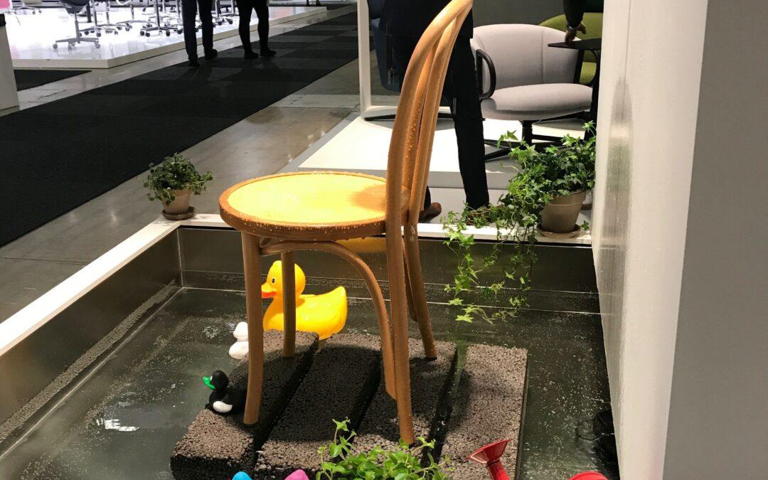 Svea Gruppen besöker Stockholm Furniture & Light Fair